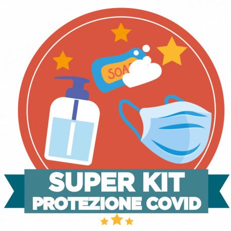 Super Kit Protezione Covid