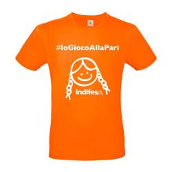 T-shirt IoGiocoAllaPari