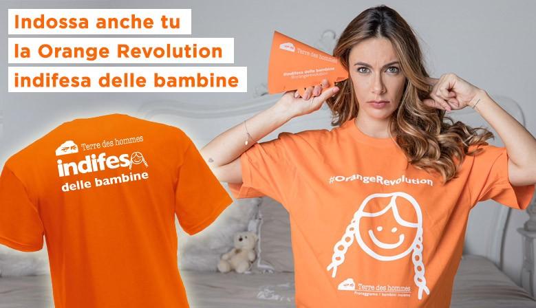 Indossa l'OrangeRevolution!