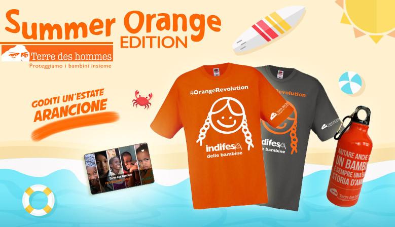 Summer Orange Edition